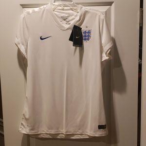 Nike Women's England Soccer Jersey Size XL